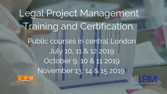 LPM Training and Certification 2019