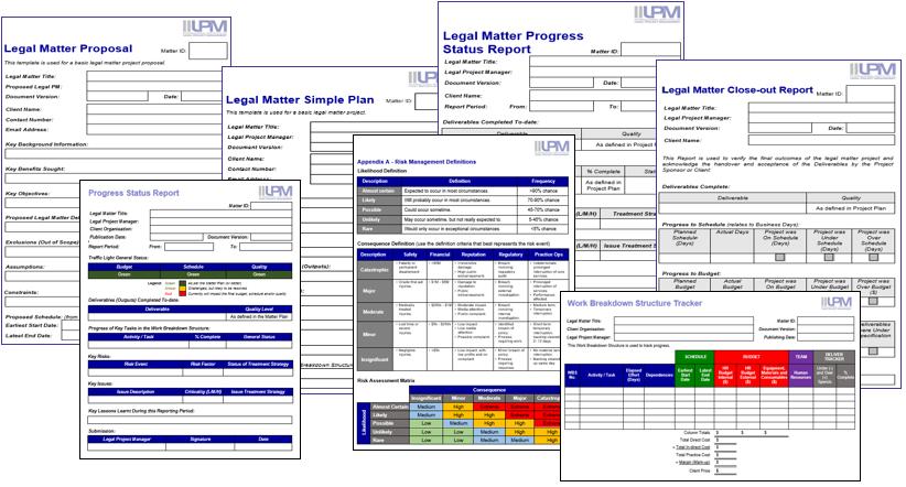 iilpm-templates